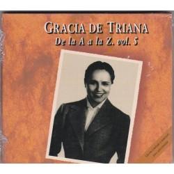 Gracia De Triana - De La A a La Z, vol 5