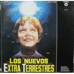 """Los Nuevos Extraterrestres  - Mini LP 12"""" - B.S.O."""