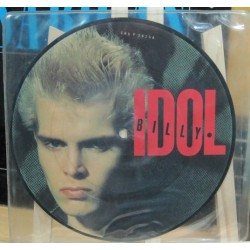 Billy Idol  - Foto Disco, Hot In The City