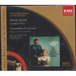 Mascagni - L´amico Fritz - 2CD
