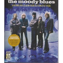 Moody Blues - Su historia completa en  2 DVD 1 CD, Deluxe Set