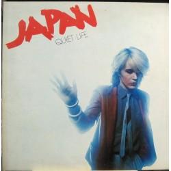 "Japan - Quiet Life - LP12"" David Sylvian"