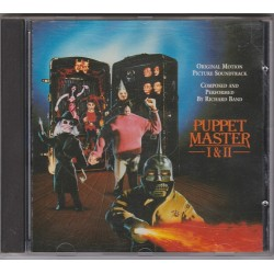 Richard Band - Puppet Master I & II. BSO