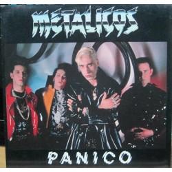 "Metalicos - Panico - 7""- Promocional"
