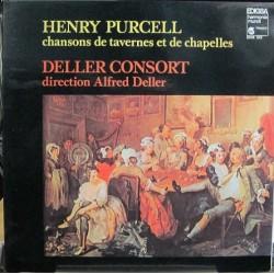 Henry Purcell - Deller Consort