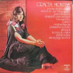 Gracia Montes - Poema De Mi Soledad