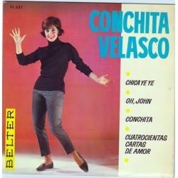 Conchita Velasco, Chica Ye Ye