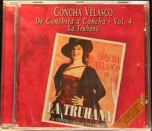 Concha Velasco - La Truhana.