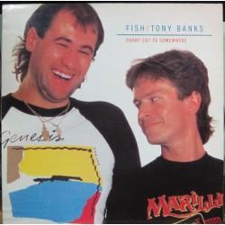 Fish/ Tony Banks - Short Cut To Somewhere.