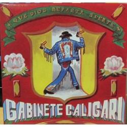 Gabinete Caligari - Que Dios Reparta Suerte, Promocional