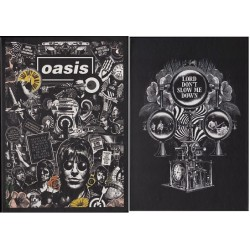 Oasis - Lord Don't Slow Me Down. 2DVD