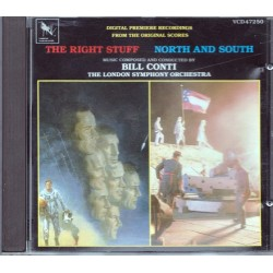 Bill Conti - The Right Stuff - North And South.
