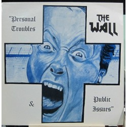 "The Wall - Personal Troubles & Public Issues, LP 12"" ¡¡ Muy Raro !!"