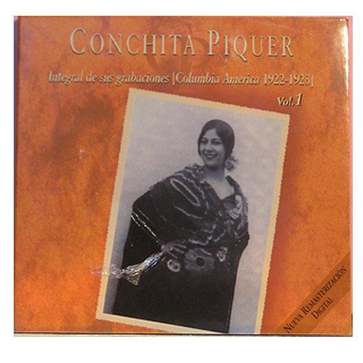 Conchita Piquer - Integral de sus Grabaciones Vol 1