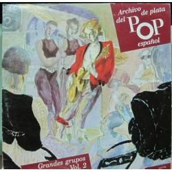 Mustang, Los, Sirex, Los - Archivo De Plata Del Pop Español. LP Doble