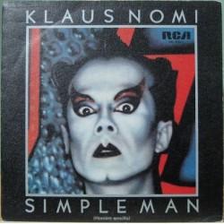 Klaus Nomi - Simple Man.