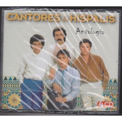 Cantores De Hispalis - Antologia. 4CD