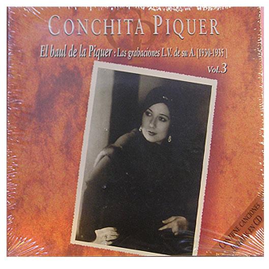 Conchita Piquer - Las Grabaciones de La Voz de su Amo Vol 3  (1930-1935)