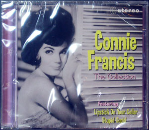Connie Francis - The Collection.