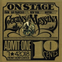 Loggins And Messina - On Stage. 2Lp