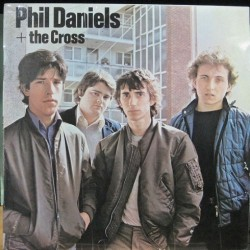 Phil Daniels + The Cross- Promocional España.