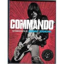 Commando - Autobiografía de Johnny Ramone