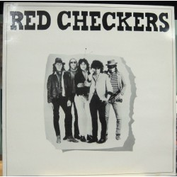 Red Checkers - World Wide Coma.