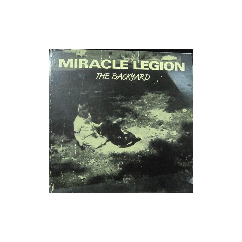 Miracle Legion - The Backyard.