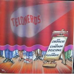 Teloneros - Flechazos, Cardiacos, La Coartada, Etc.