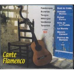 Cante Flamenco - 3 CD, Set