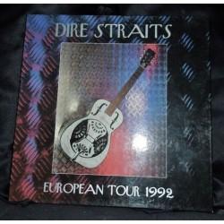 Dire Straits - European Tour 1992