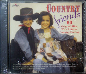 Country Friends - 60 Original Hits