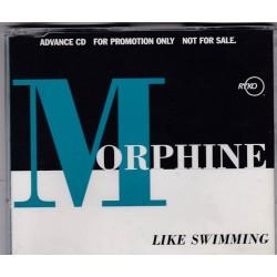 Morphine - Like Swimming - Advanced CD promocional