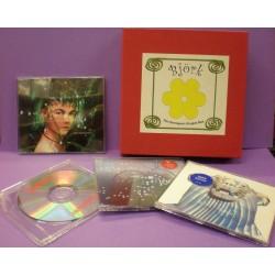 Björk - Homogenic Singles Box