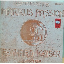 Reinhard Keiser - Markus Passion.