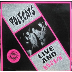Polecats - Live And Rockin´ Rockabilly