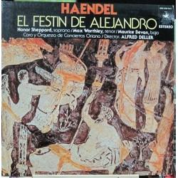 Haendel - El Festin De Alejandro.