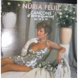 Núria Feliu - Cancons D´entre-Guerres Del 18 al 39.