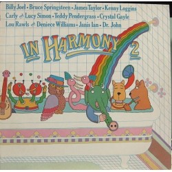 Billy Joel,B, Springsteen, Dr, John. Etc- In Harmony 2