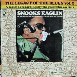 Snooks Eaglin - The Legacy Of The Blues Vol2