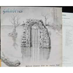 Galadriel - Muttered Promises.... RARE PRIVATE SPANISH SYMPHO PROG