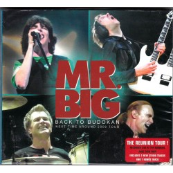 Mr Big - Back to Budokan - Next Time Around 2009 Tour