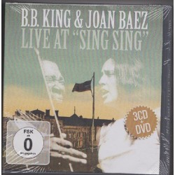 B.B. King & Joan Baez - Live At Sing Sing - 3 CD + DVD