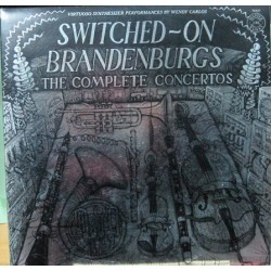 Wendy Carlos - Switched-On Brandenburgs.