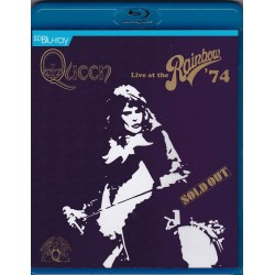Queen - Live at the Rainbow'74  Blu Ray