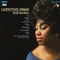 Leontyne Price - Verdi Heroines