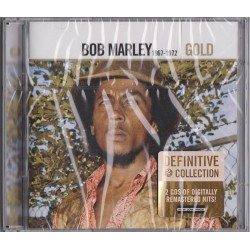 Bob Marley - Gold  1967 - 1972 - 2 CDs
