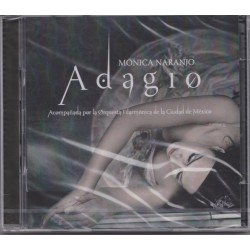 Monica Naranjo - Adagio. CD + DVD