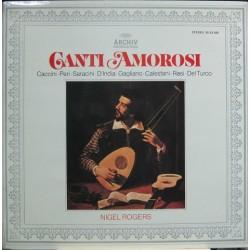 Nigel Rogers - Canti Amorosi