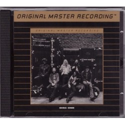 Allman Brothers,The. - At Fillmore East. MFSL 24K Gold CD